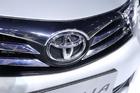 2014年第12届广州国际车展 图为:2014款丰田卡罗拉