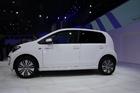 2014年第12届广州国际车展 图为:electric! up