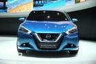2014年第12届广州国际车展 图为:LANNIA
