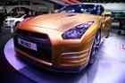 2014年第12届广州国际车展 图为:日产GT-R MR BOLT