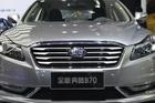 2014年第12届广州国际车展 图为:奔腾B70