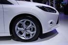 2014年第12届广州国际车展 图为:福特福克斯