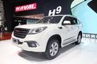 2014年第12届广州国际车展 图为:哈弗H9