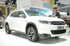 2014年第12届广州国际车展 图为:C3-XR