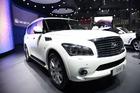 2014年第12届广州国际车展 图为:英菲尼迪QX80
