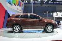 2014年第12届广州国际车展 图为:启辰T70
