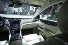 2014年第12届广州国际车展 图为:凯迪拉克XTS