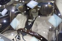 2014年第12届广州国际车展 图为:迈巴赫S600