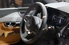 2014年第12届广州国际车展 图为:沃尔沃XC90