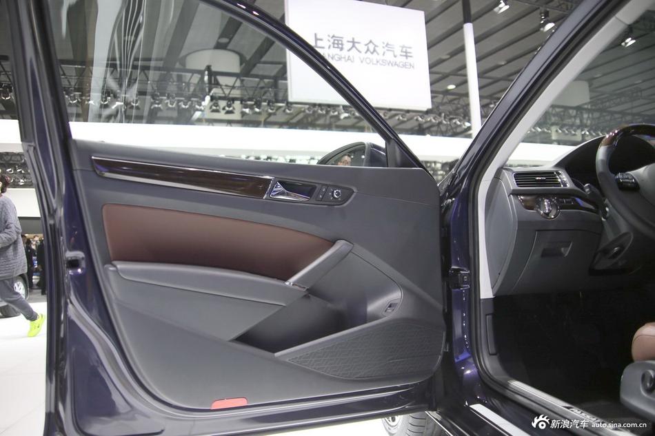 2014年第12届广州国际车展 图为:帕萨特