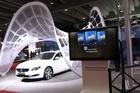 2014年第12届广州国际车展 图为:S60L-混动版