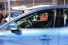 2015上海车展:福克斯RS