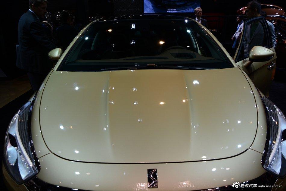 2015上海车展:新DS 5
