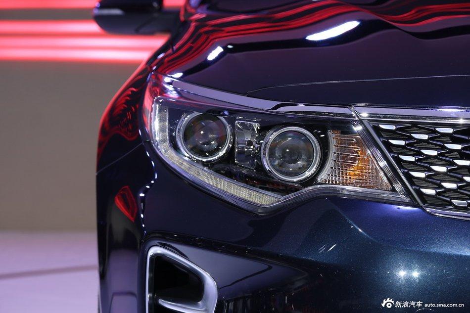 2015上海车展:起亚K5
