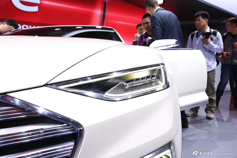 2015上海车展:prologue allroad