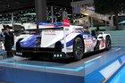 2015上海车展:丰田TS040 Hybrid