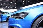 2015上海车展:奥迪RS6