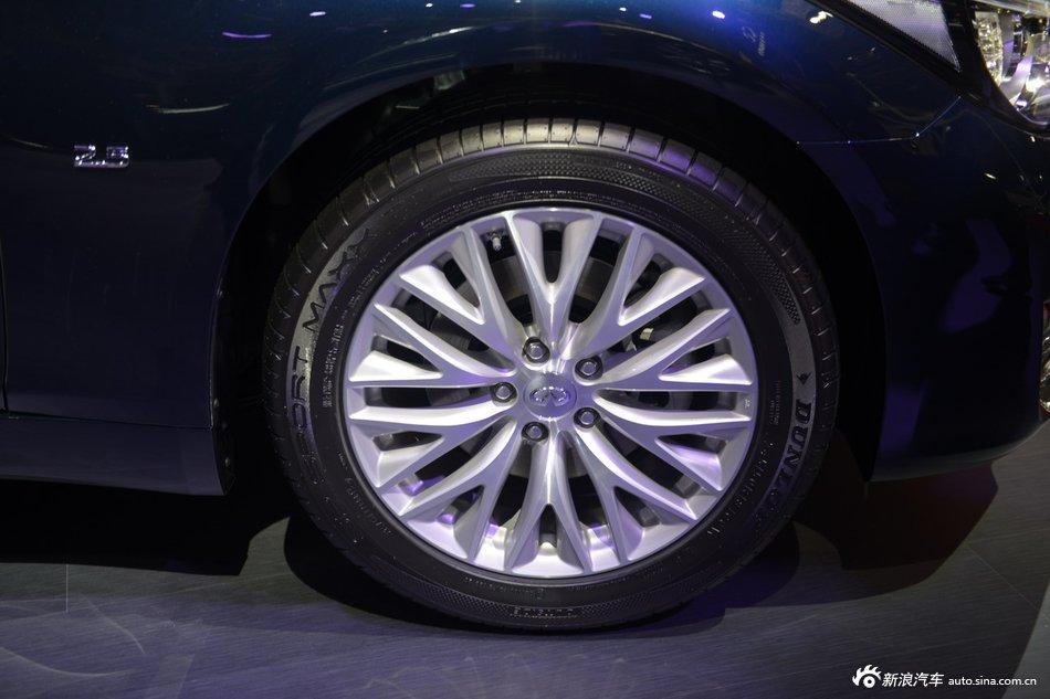 2015年上海车展:英菲尼迪Q70L