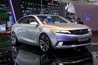 2015上海车展:吉利帝豪RFE-5概念车