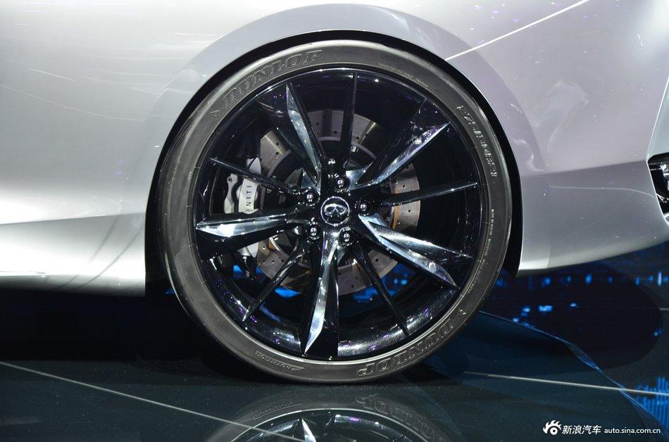 2015上海车展:英菲尼迪Q60概念车
