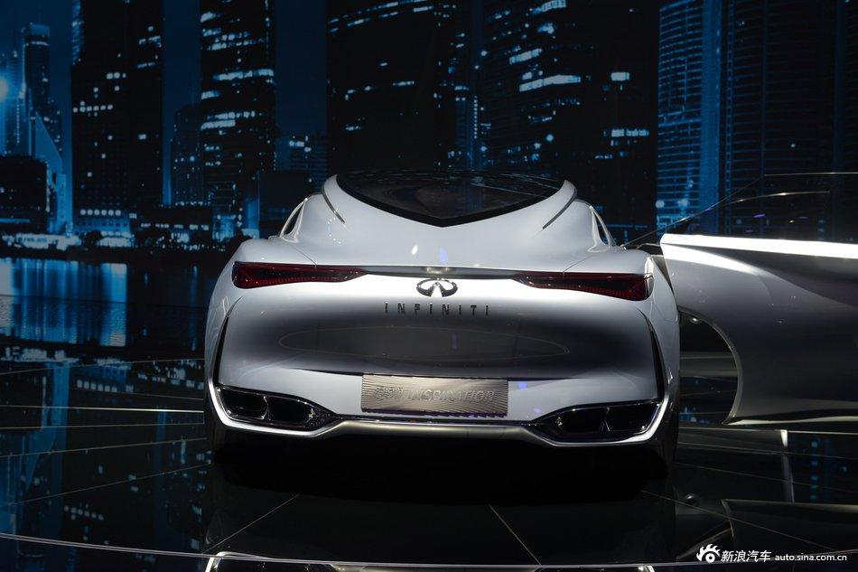 2015上海车展:英菲尼迪Q80 INSPIRATION概念车
