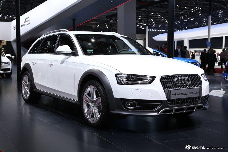 2015上海车展:奥迪A4 allroad quattro