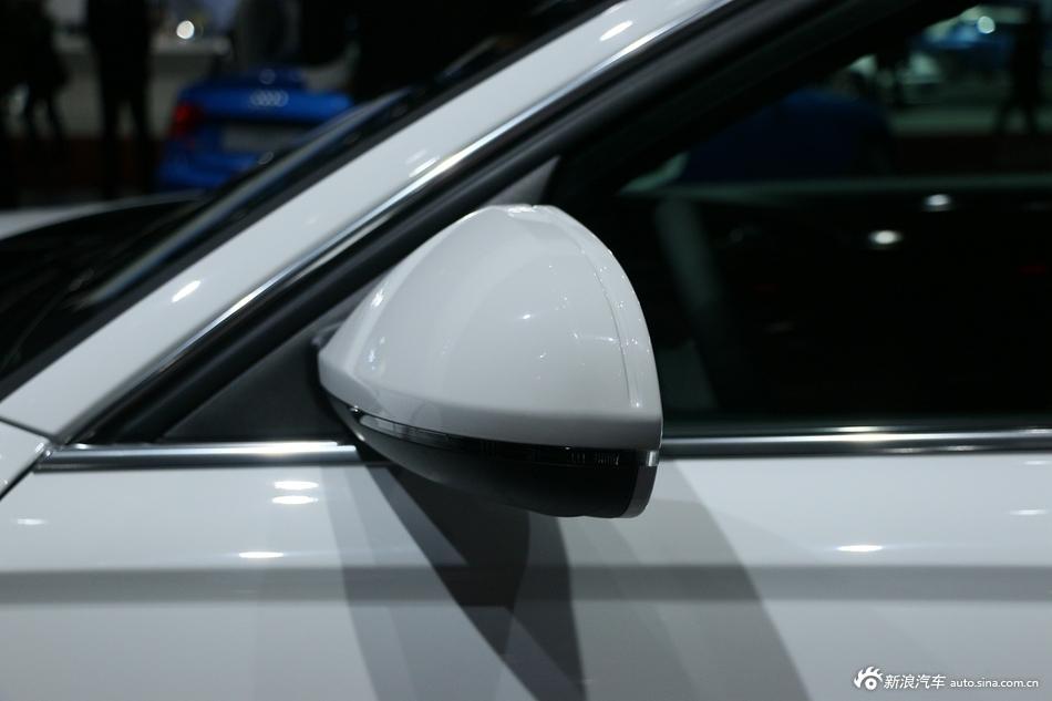 2015上海车展:奥迪A6L