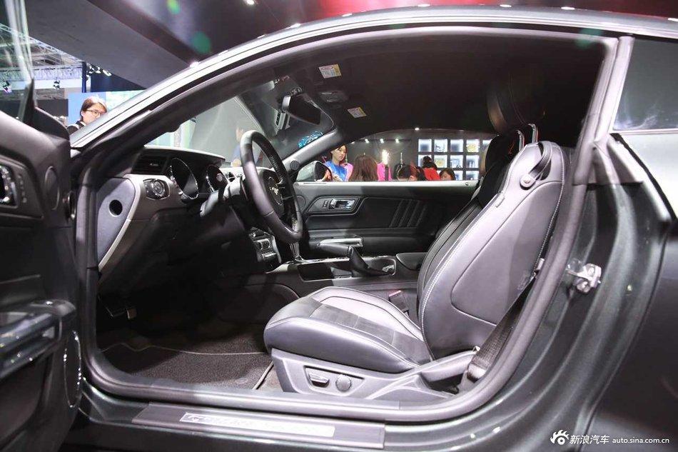 2015上海车展:野马