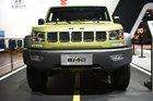2015上海车展:北京BJ40