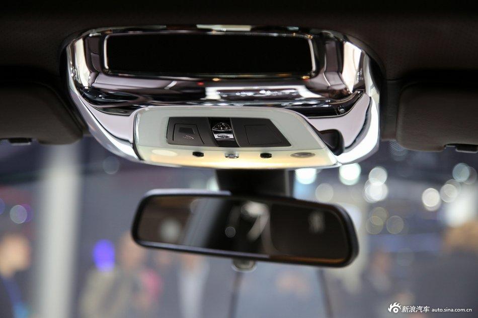2015上海车展:劳斯莱斯 古思特