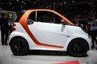 2015上海车展:smart fortwo
