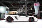 2015上海车展:兰博基尼Aventador倍耐力纪念版