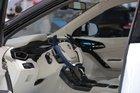 2015上海车展:MG IG5