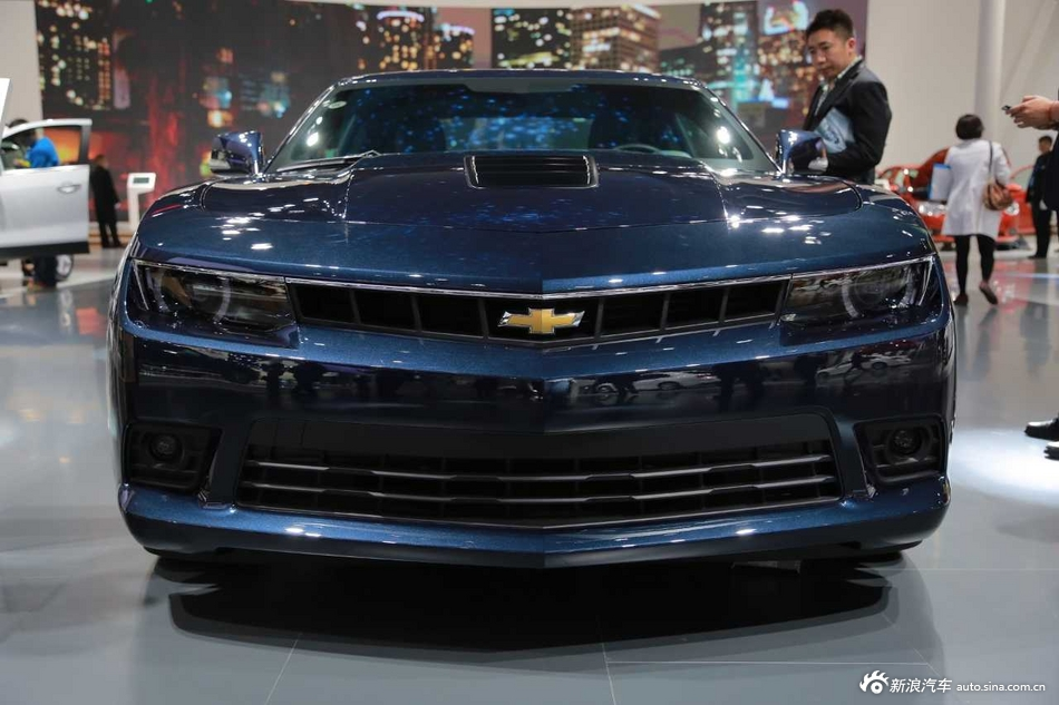 2015上海车展:科迈罗