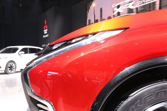 2015上海车展:XR-PHEV II