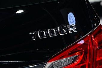 2015上海车展:巴博斯700GR