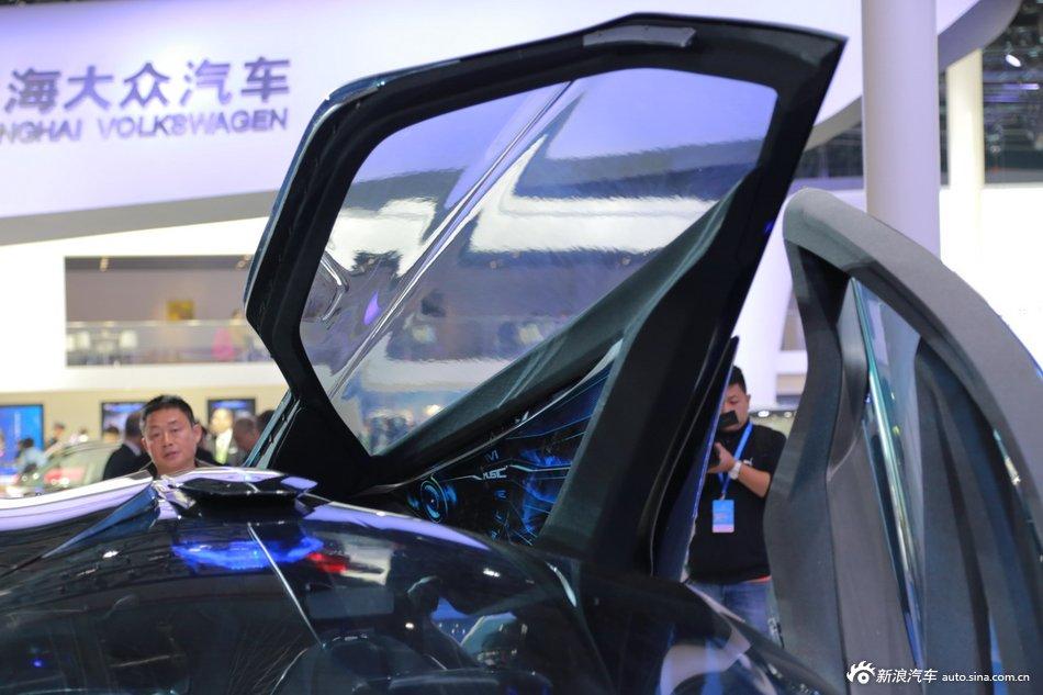 2015上海车展:雪佛兰FNR