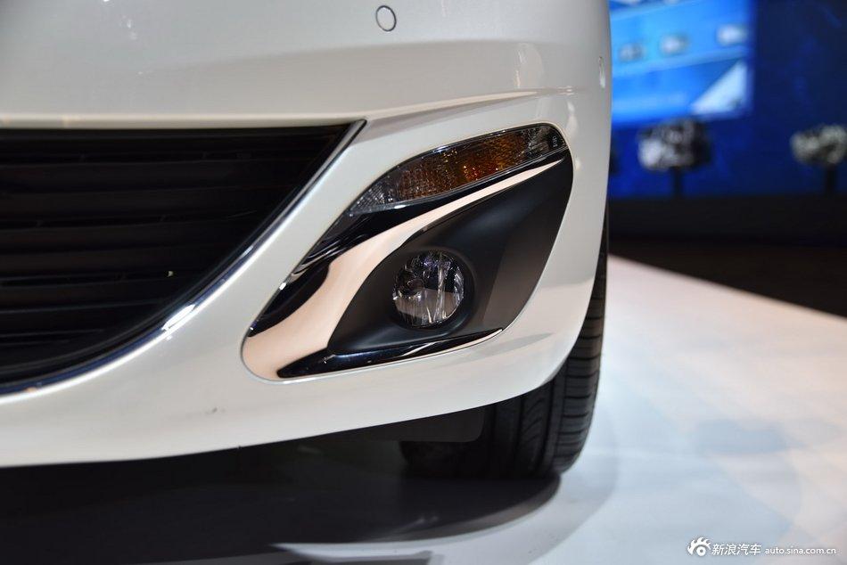 2015上海车展:标致308S