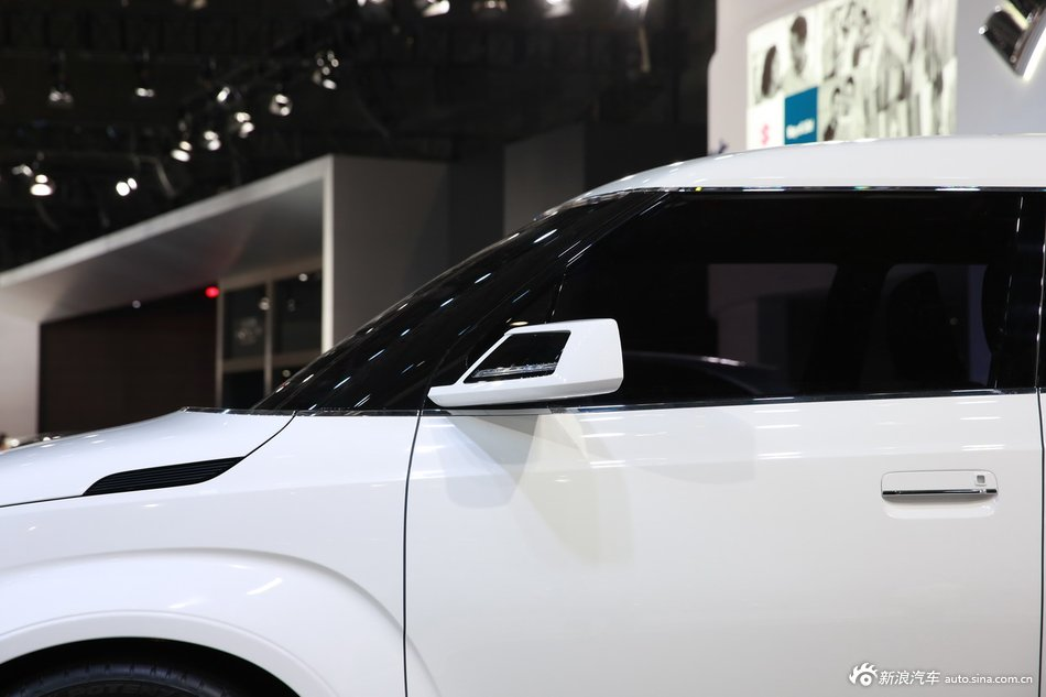 2015上海车展:铃木iM-4
