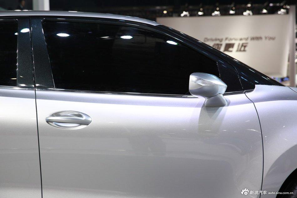 2015上海车展:铃木iK-2