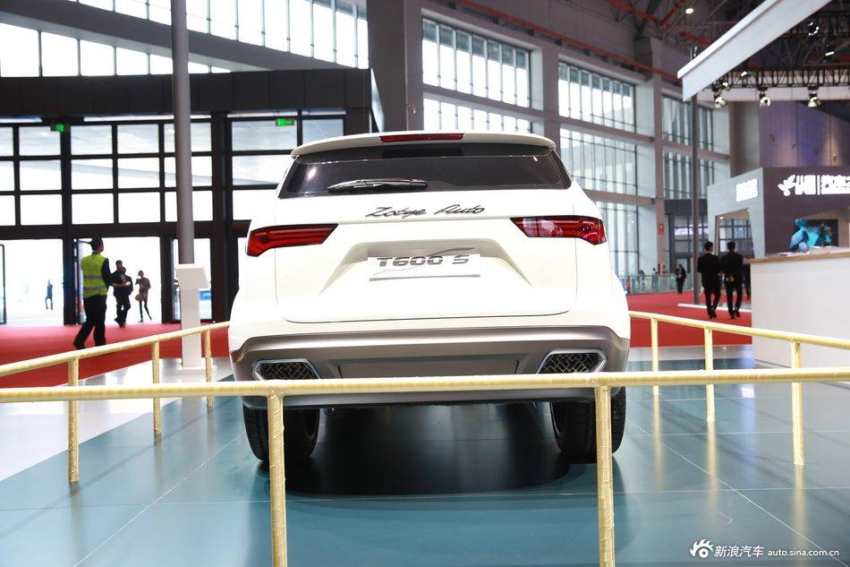 2015上海车展:众泰T600S_T600S图片_汽车图库_新浪汽车 ...