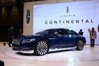 2015上海车展:林肯continental概念车