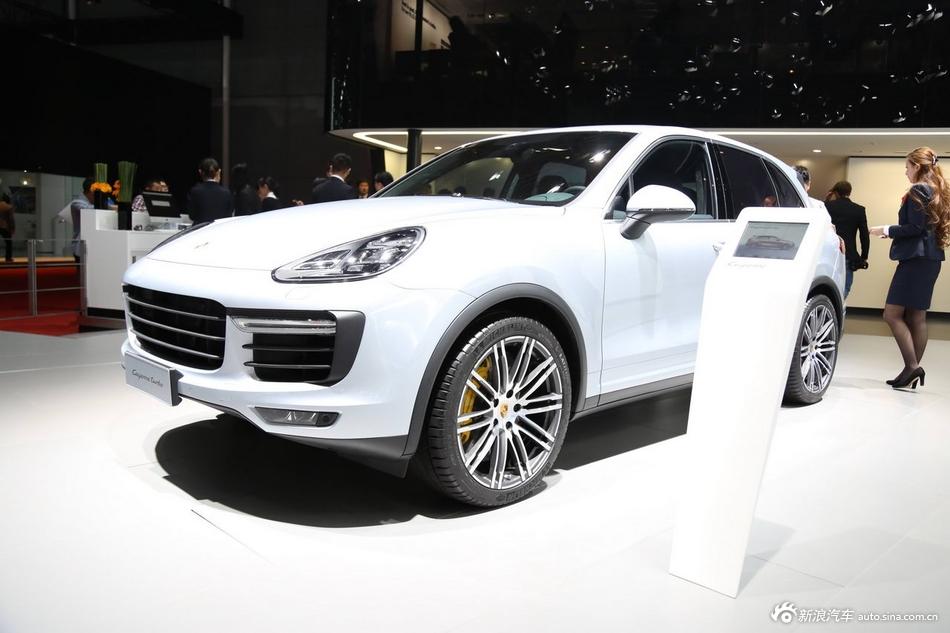 2015上海车展:卡宴Cayenne Turbo