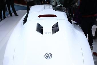 2015上海车展:XL1