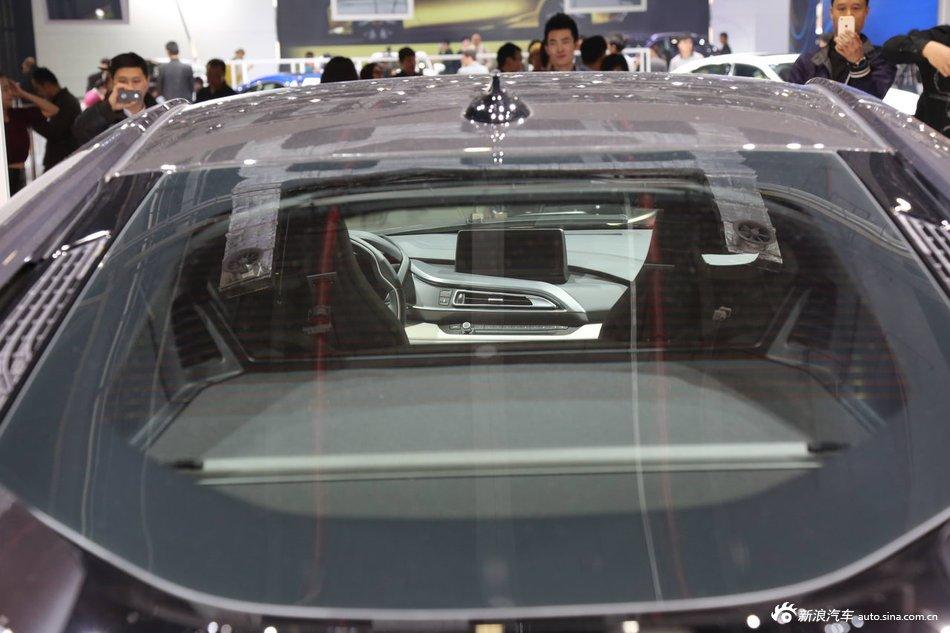 2015上海车展:宝马i8