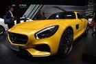 2015上海车展:奔驰AMG GT S