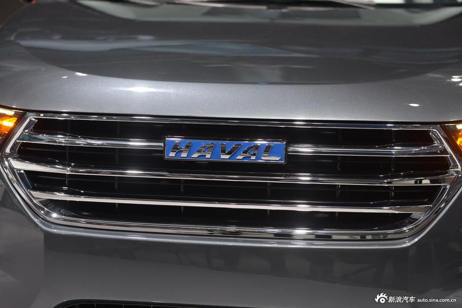 2015上海车展:哈弗CONCEPT B