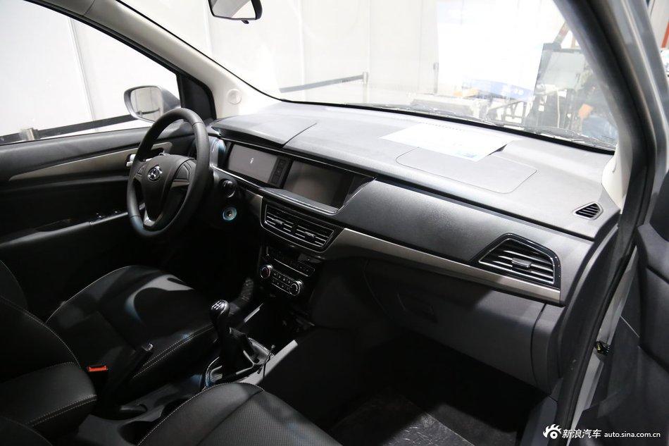 长安欧尚明日正式上市 先期推出四款车型