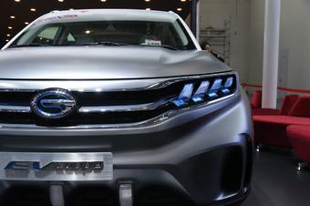 传祺EV Coupe
