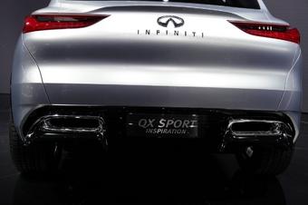 英菲尼迪QX SportInspiration
